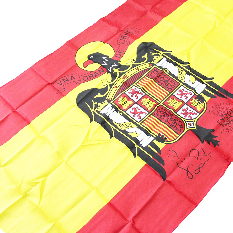 España Eagle poliéster banderas 3 Por 5 de pie una grande libre ...