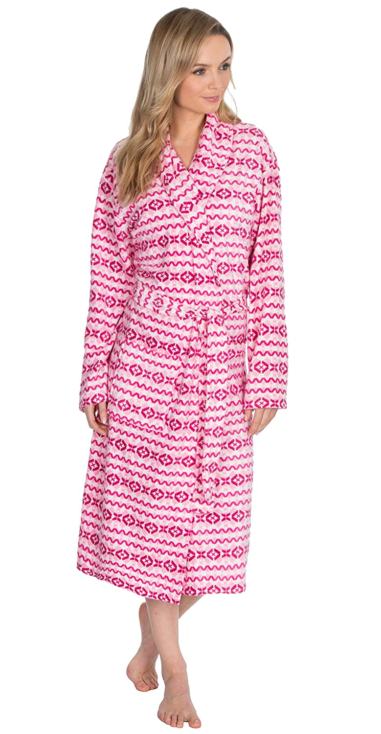 INSIGNIA Ladies Lightweight Dressing Gown