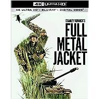 Full Metal Jacket (4K Ultra HD + Blu-ray + Digital)