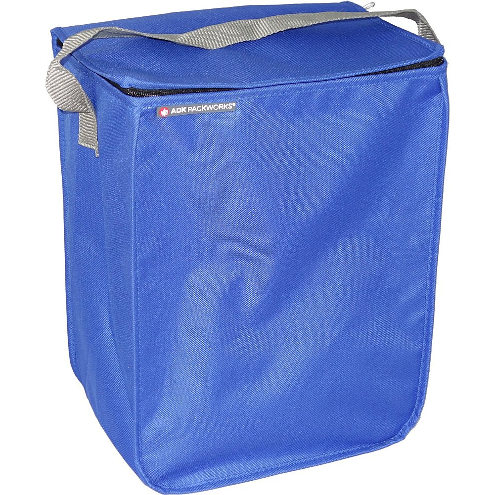 ADK Packworks Insulated Cooler Liner for Packbaskets CGN17
