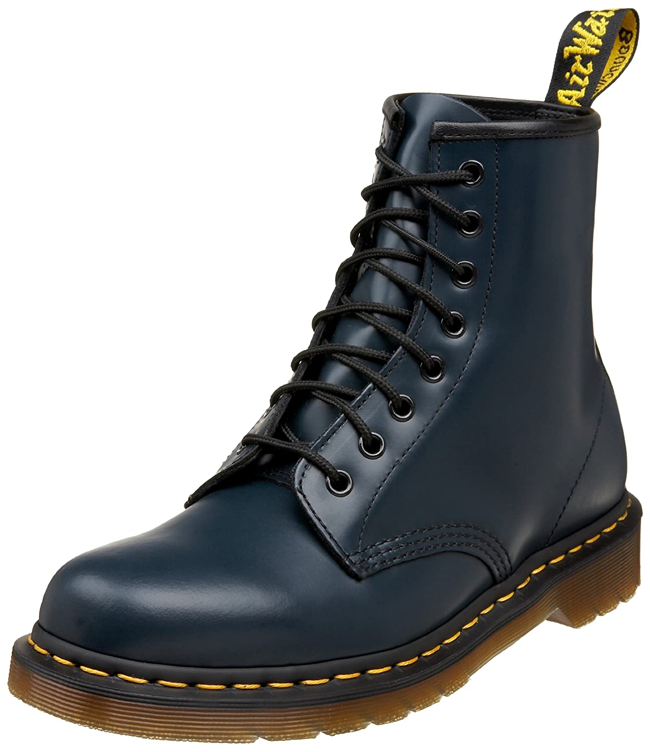Navy Dr. Martens 1460 Originals Eight-Eye Lace-Up Boot