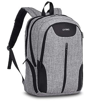 Amazon.com: Mochila de viaje DTBG para portátil de 17,3 ...