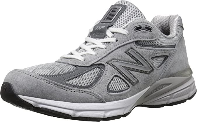 New Balance 990v4 Running Shoes review