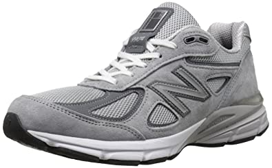 check out 18572 a776b Amazon.com | New Balance Men's 990v4 | Road Running