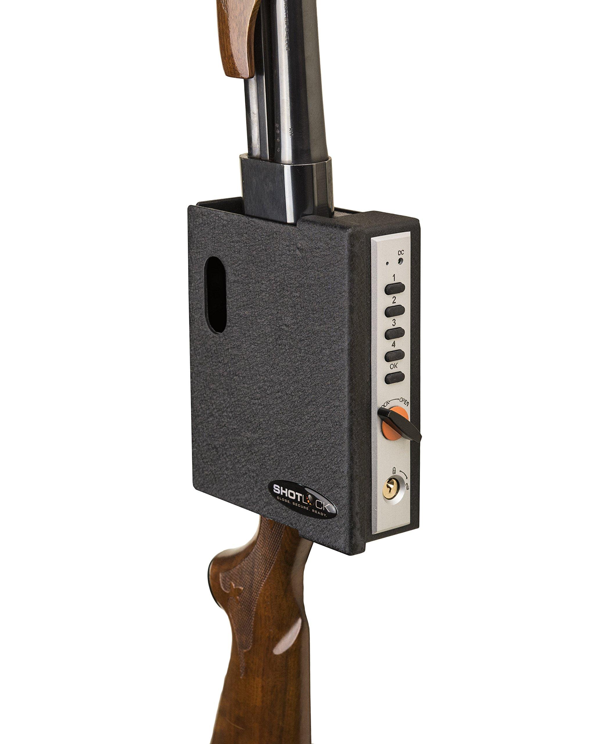 ShotLock Shotgun 200E Solo-Vault (Electronic)