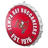 Tampa Bay Buccaneers 2016 Bottle Cap Wall Sign