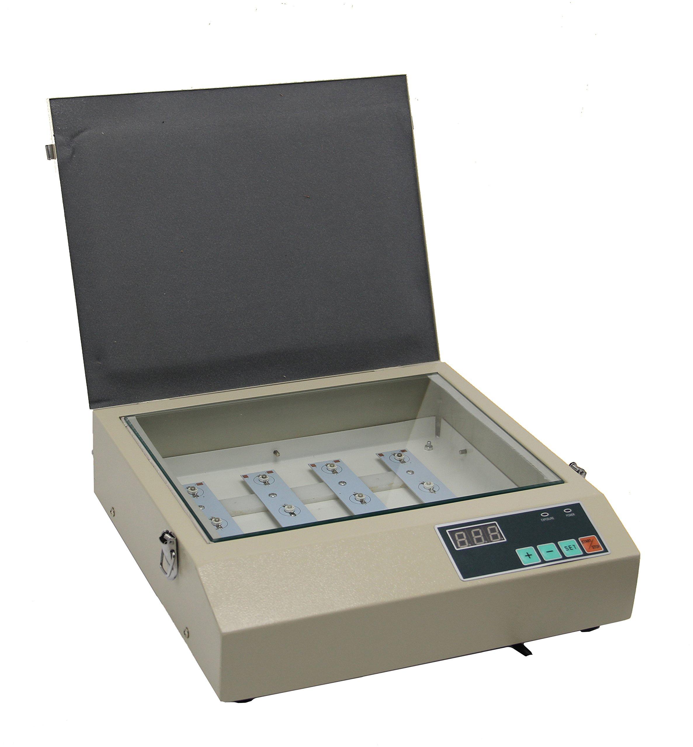 Huanyu SC-280 UV Exposure Unit Hot Foil Stamping Screen Pad Printing Machine PCB/ Resin Version Printing-Down Machine PS Edition Print Machine by Huanyu
