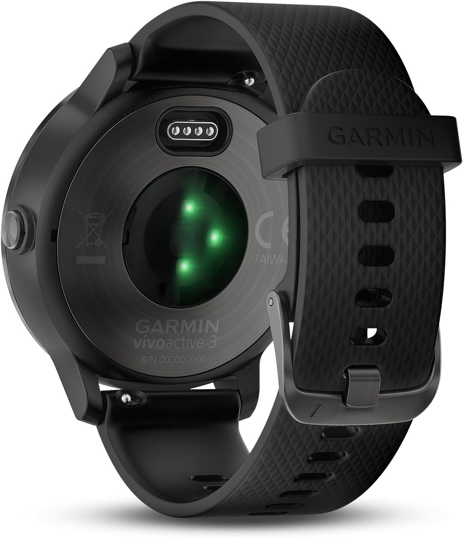 Garmin - Vivoactive 3 - face arrière