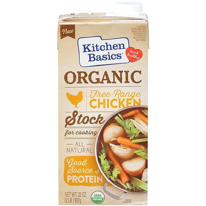 The Best Organic Free Range Chicken Stock