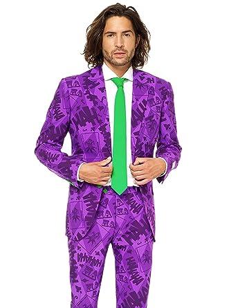 The Joker Opposuit Disfraz Standard XXL: Amazon.es: Ropa y accesorios