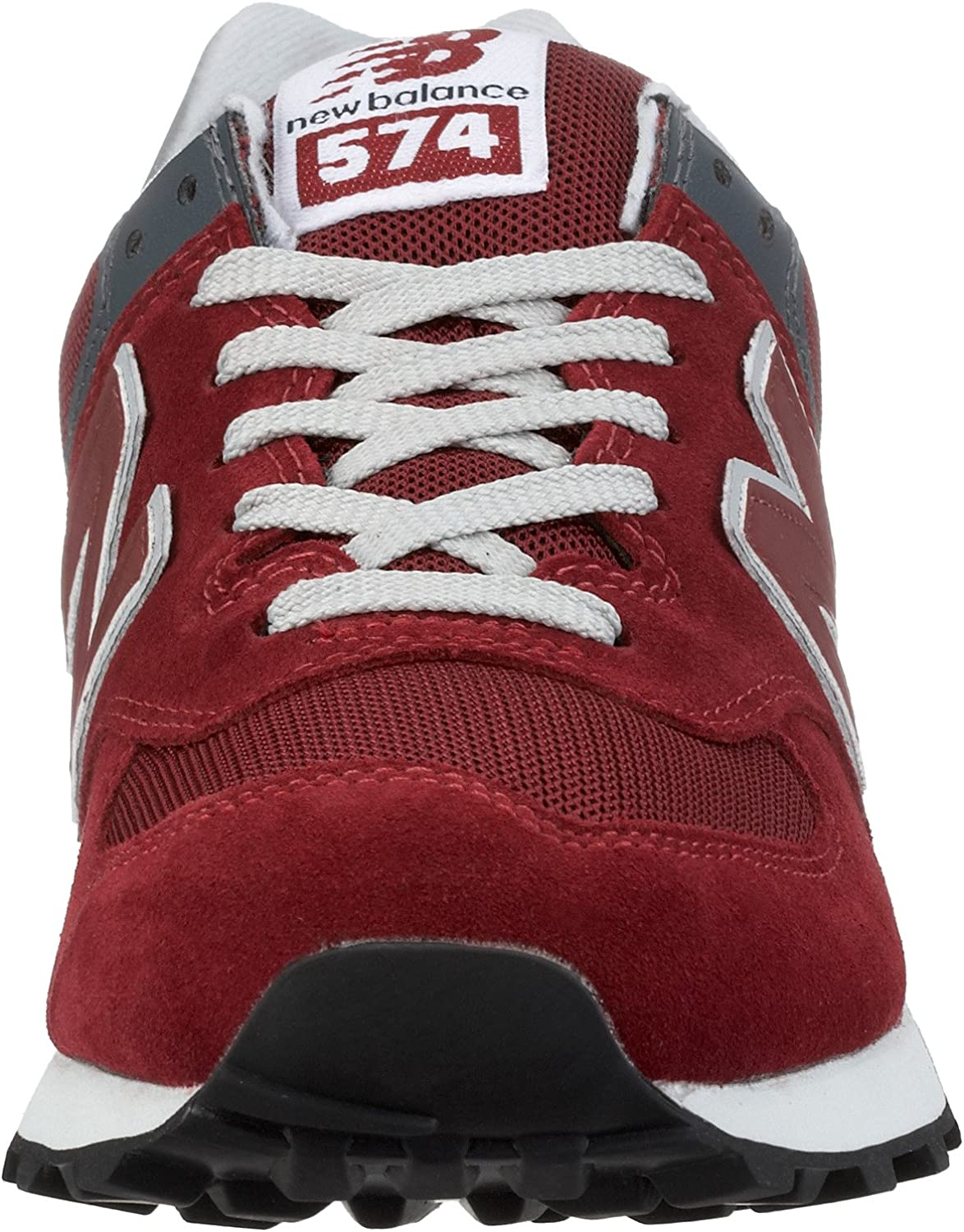 new balance men's trainers 574 size 8