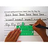 Starting Blocks Plus 10006 One Finger Spacer Handwriting Tool, Green