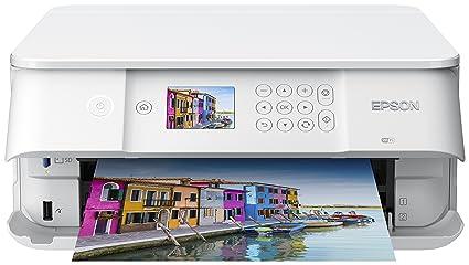 Epson Expression Premium XP-6005 - Impresora multifunción (Inyección de Tinta, 5760 x 1440 dpi, 100 Hojas, A4, Impresión Directa, Blanco), Ya ...