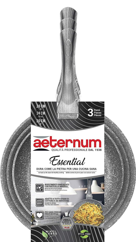 Petra Dura Come La Pietra.Amazon Com Aeternum Y00set0228 Essential Set Of Tri Frying