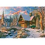Ks Puzzle Winter Holiday 1000 Parça Puzzle
