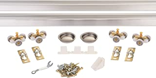 product image for 100SD Sliding Bypass Door Hardware (96 In. Length 2 Door System)
