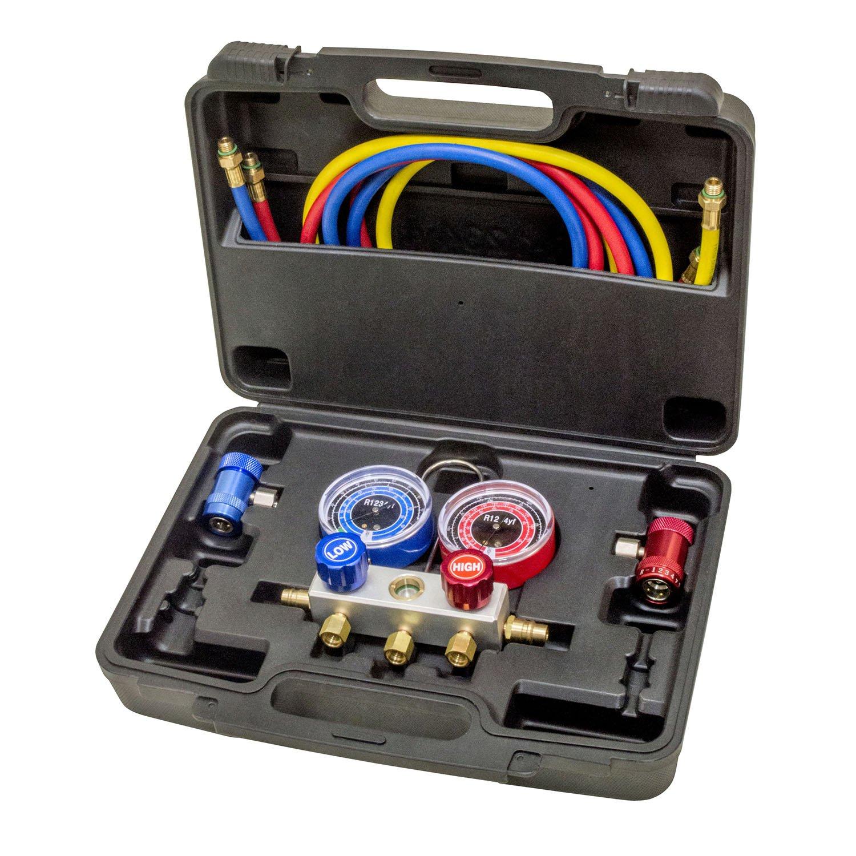OEMTOOLS 24559 Manifold Gauge Set R1234YF