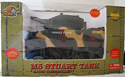 BATTERY HATCH for RC Stuart M5 Tank by 21st Century Toys Ultimate Soldier 1:6