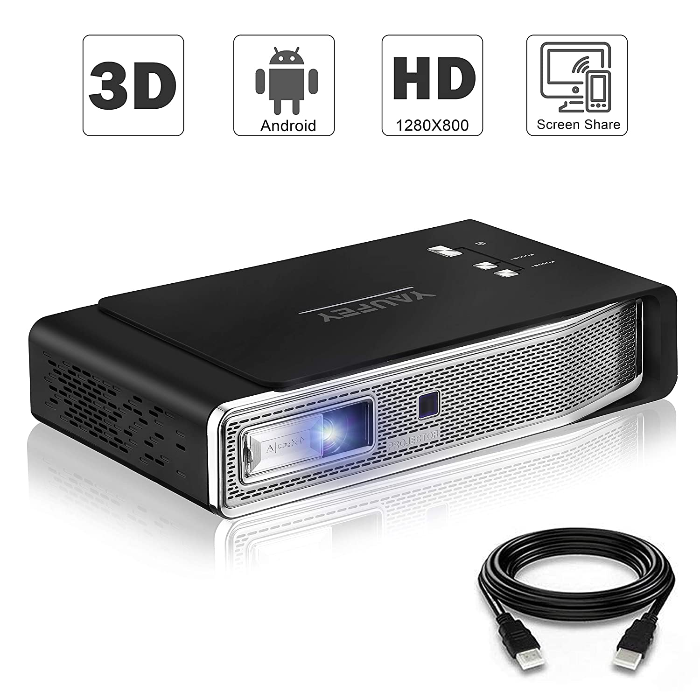 Proyector de vídeo Full HD con Soporte 3D DLP-Link 4K 1080P ...