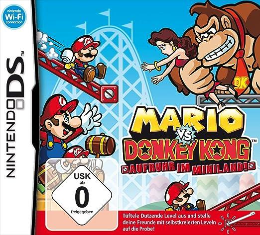 Mario vs. Donkey Kong: Aufruhr im Miniland! [Importación alemana]: Amazon.es: Videojuegos