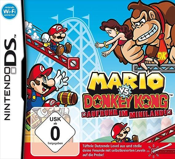 Mario vs. Donkey Kong: Aufruhr im Miniland! [Importación alemana ...