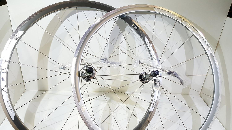 Paar Räder Xero XLR-1 silber
