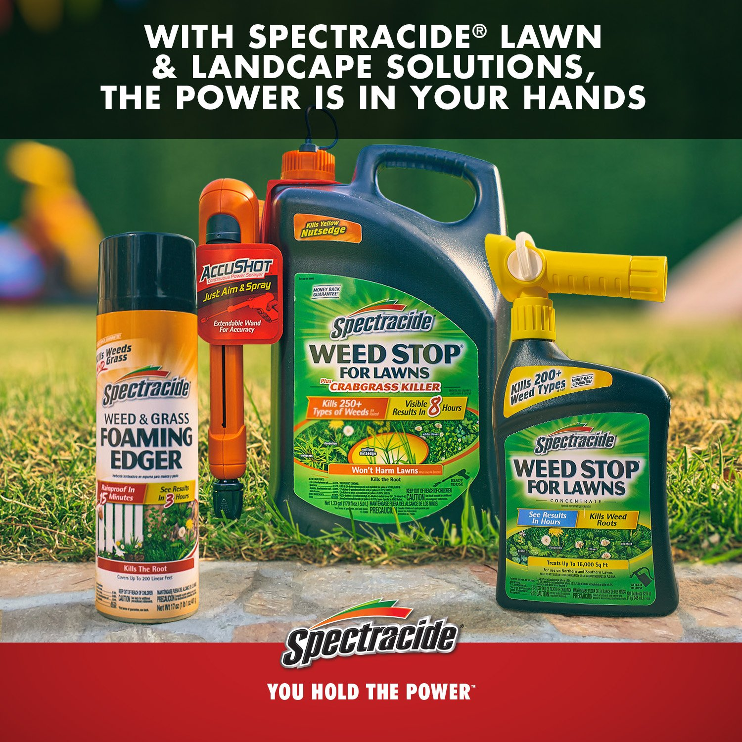 Spectracide Weed & Grass Killer2 (AccuShot Sprayer) by Spectracide (Image #4)