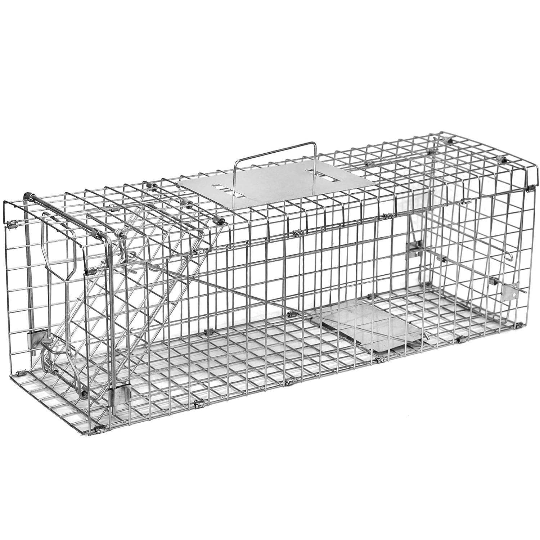 Elbe - Jaula de captura, Trampa para roedores, múltiple, MAF04: Amazon.es: Jardín