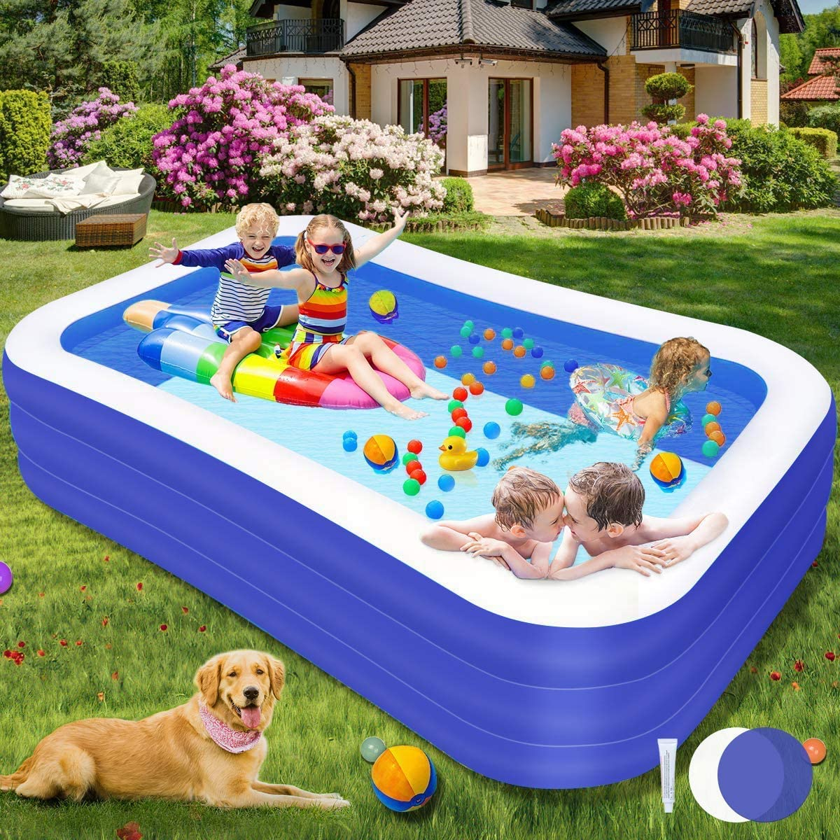Inflatable Swimming Pool shopping 98
