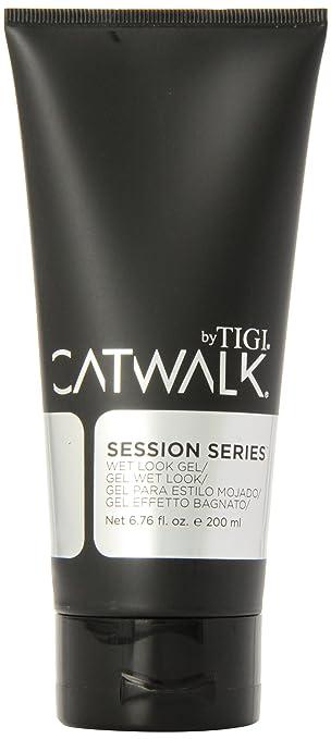colori e suggestivi stile romanzo nuova collezione Tigi Catwalk Session Series Wet Look Gel, 6.76 Ounce
