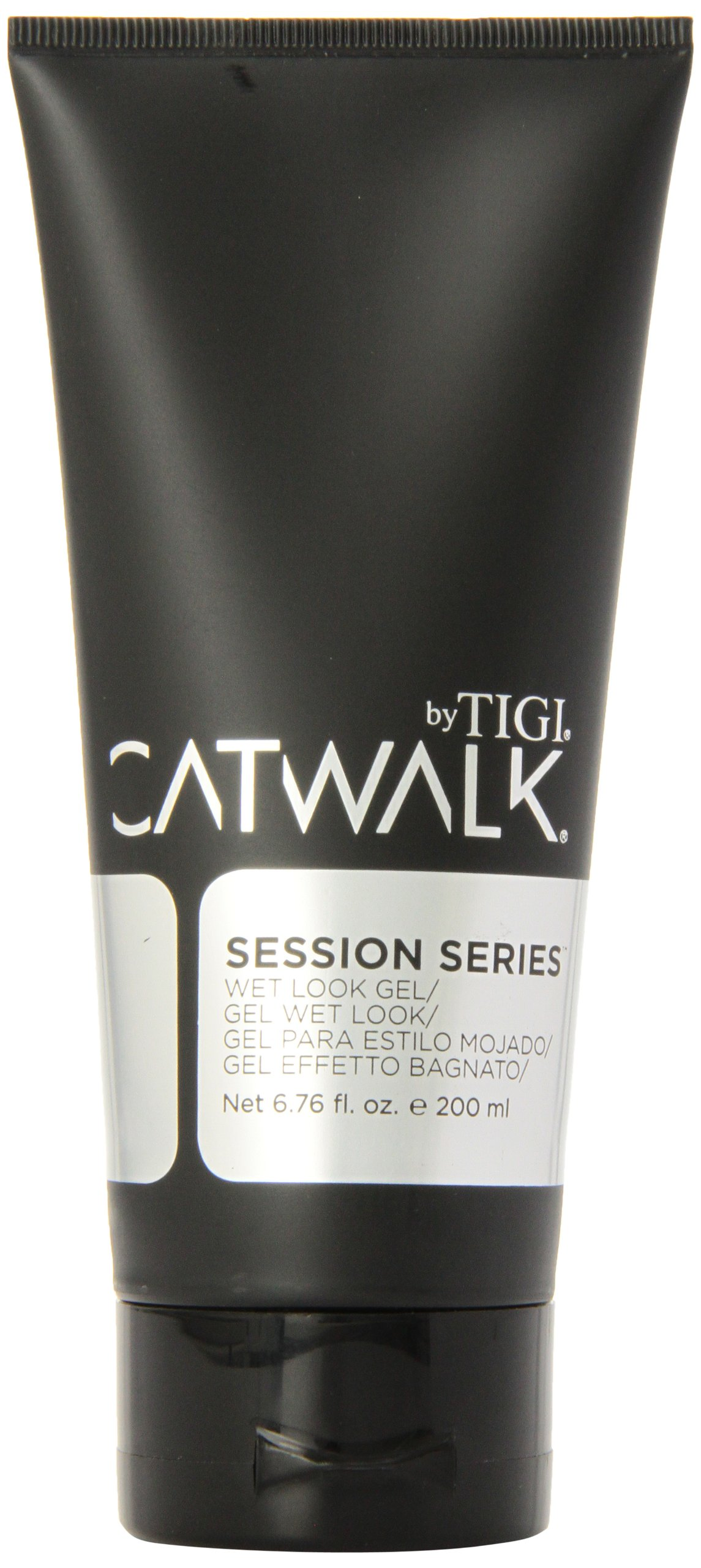 Tigi Catwalk Session Series Wet Look Gel, 6.76 Ounce