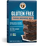 King Arthur Flour Brownie Mix, Gluten Free, 17 Ounce (Pack of 6)