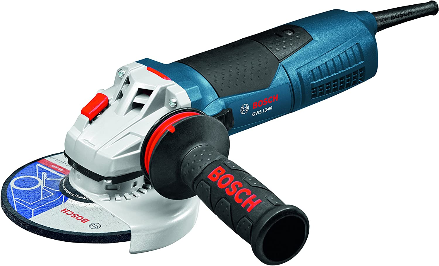 Bosch GWS13-60 High-Performance Angle Grinder, 6