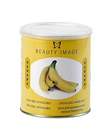 Amazon.com: Belleza imagen de plátano de cera caliente 800 g ...