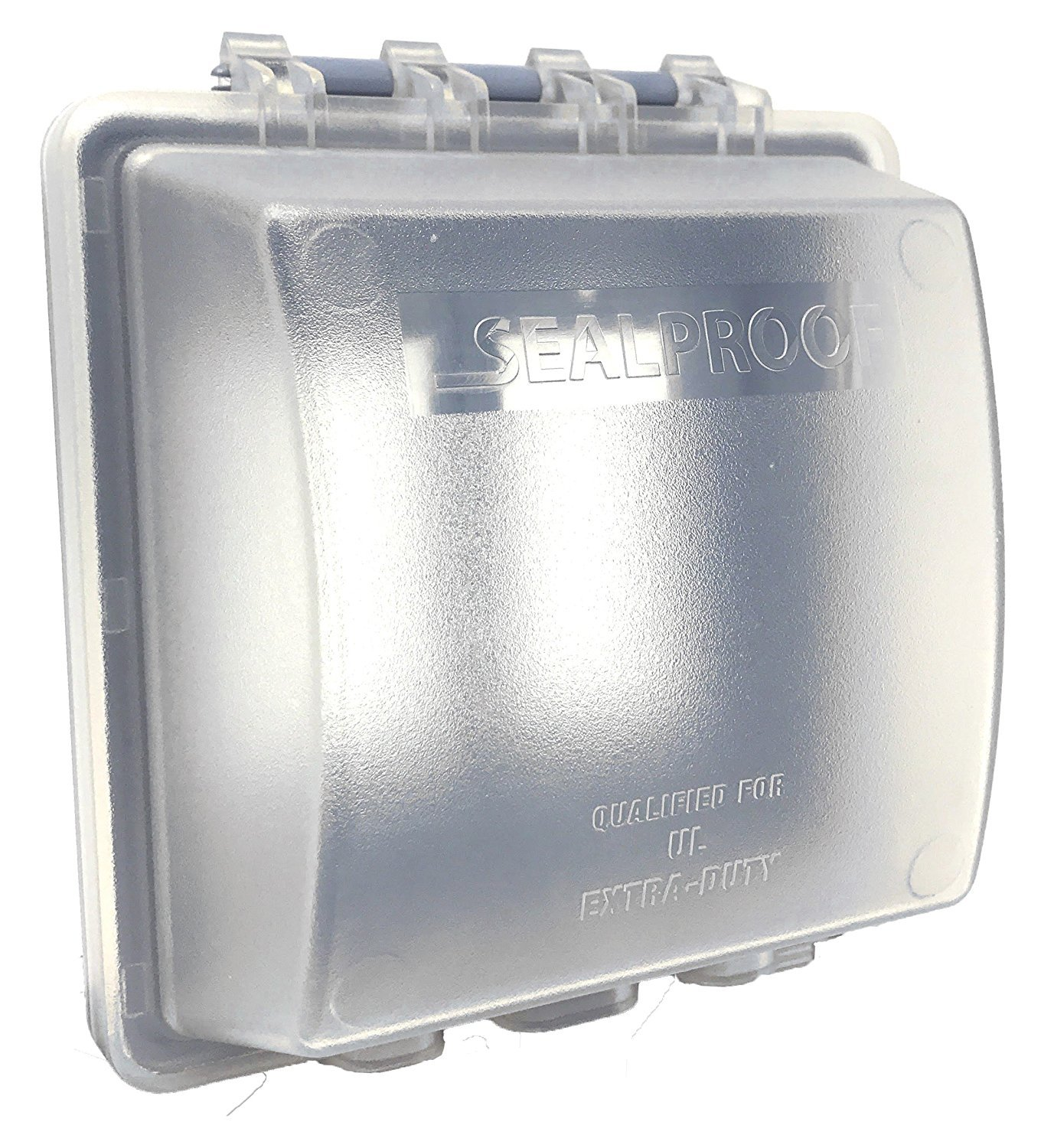 Sealproof 2 Gang Weatherproof In Use Electrical Power Outlet Cover Double Gang 658746042466 Ebay