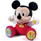 Clementoni 62180 - Joue et Apprends avec Baby Mickey - Disney - Premier age