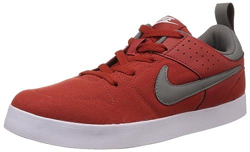 76bb5bc2160f Nike Men s Liteforce Iii CNNBR TMBLD GREYand White Sneakers -6 UK India (
