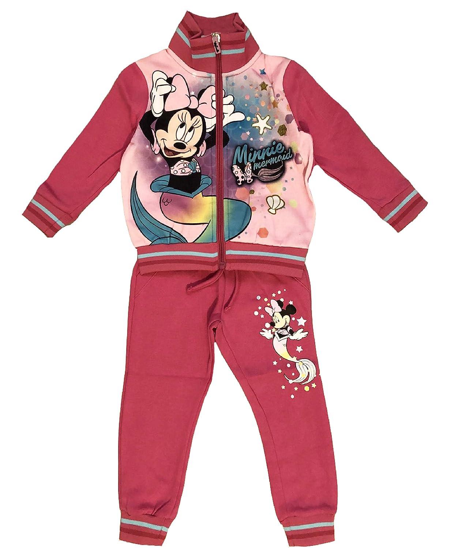 TOPOLINO Mickey Mouse Chándal Minnie Mis. 3 4 5 6 7 8 años ...