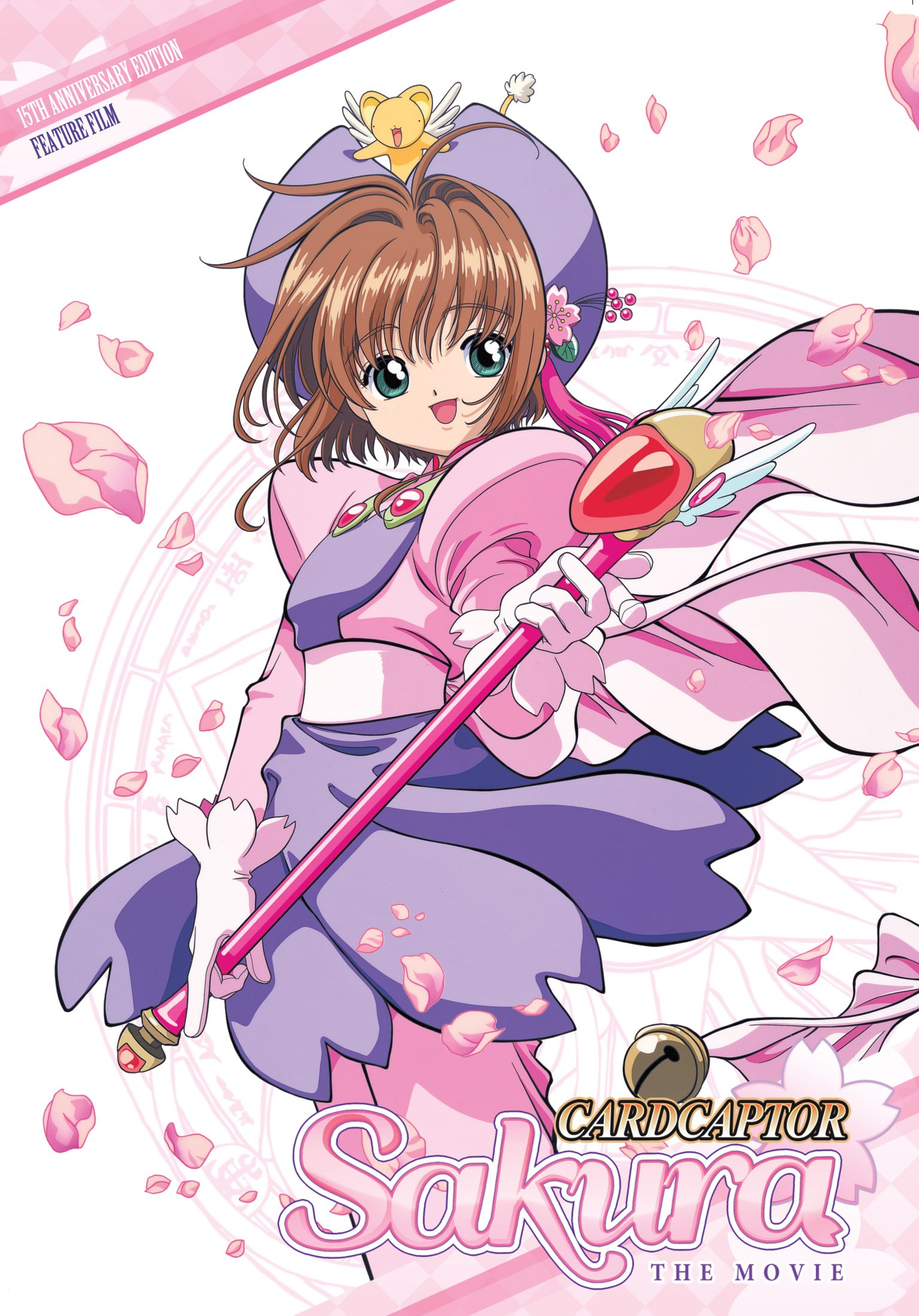 DVD : Artist Not Provided - Cardcaptor Sakura The Movie (DVD)