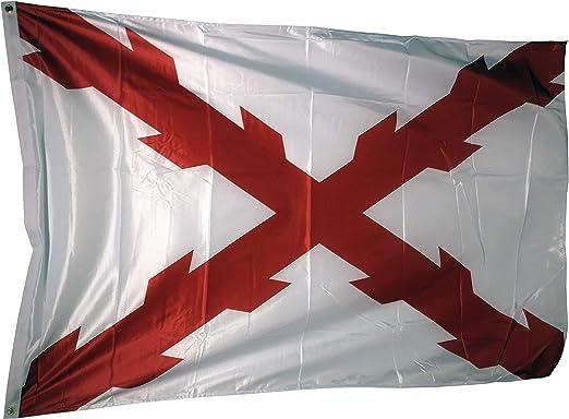 Tus Banderas ASPA DE BORGOÑA. TERCIOS ESPAÑOLES: Amazon.es: Jardín