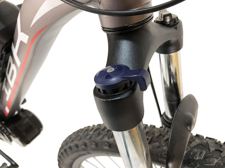 e-IBK Bicicleta eléctrica de montaña para Hombre y Mujer ...