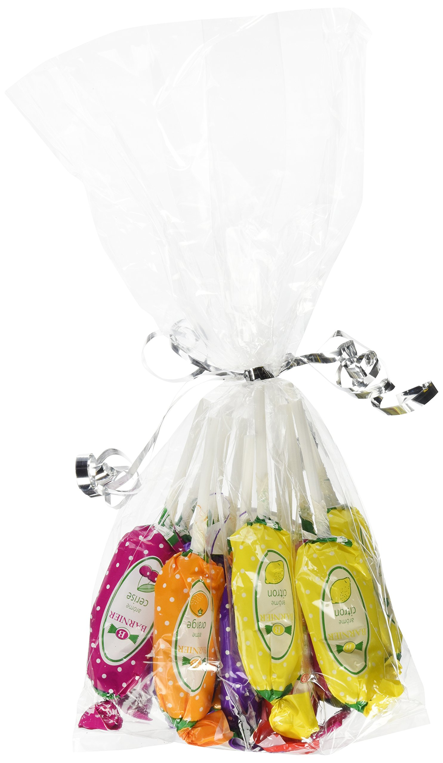 Bonbons Barnier 12 Assorted Lollipops in Gift Bag