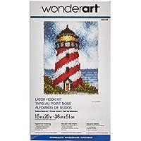 Spinrite Wonderart - Juego de Ganchos para Cerrojo, Sailors Beacon 15 X 20, Sailors Beacon 15 x 20, 1