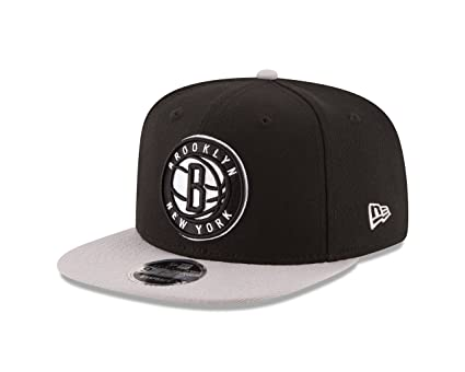 new arrival d3814 a6085 Buy NBA Brooklyn Nets Men s 9Fifty Original Fit 2Tone Snapback Cap, One  Size, Black Online at Low Prices in India - Amazon.in