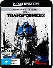 Transformers (4K Ultra HD + Blu-ray)