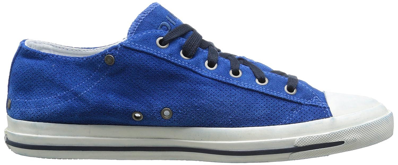 Diesel Men's Exposure Low I Snorkel Blue Lifestyle Shoe 11 Men US:  Amazon.co.uk: Shoes & Bags