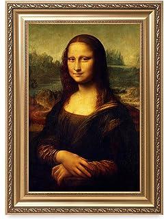 58917a5195a DECORARTS - Mona Lisa by Leonardo Davinci. The World Classic Art  Reproductions. Giclee Print