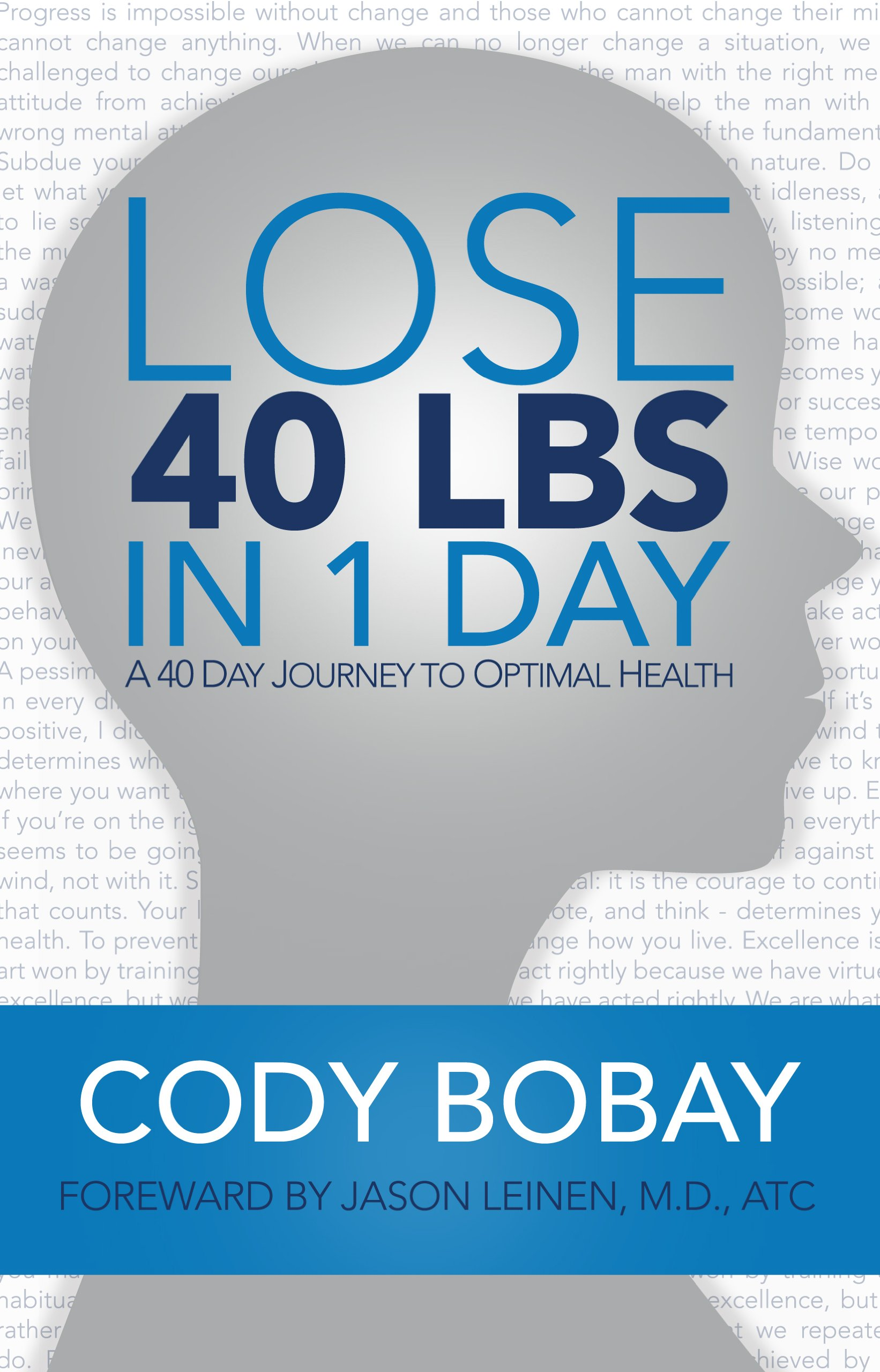 Lose 40 LBS in 1 Day pdf epub
