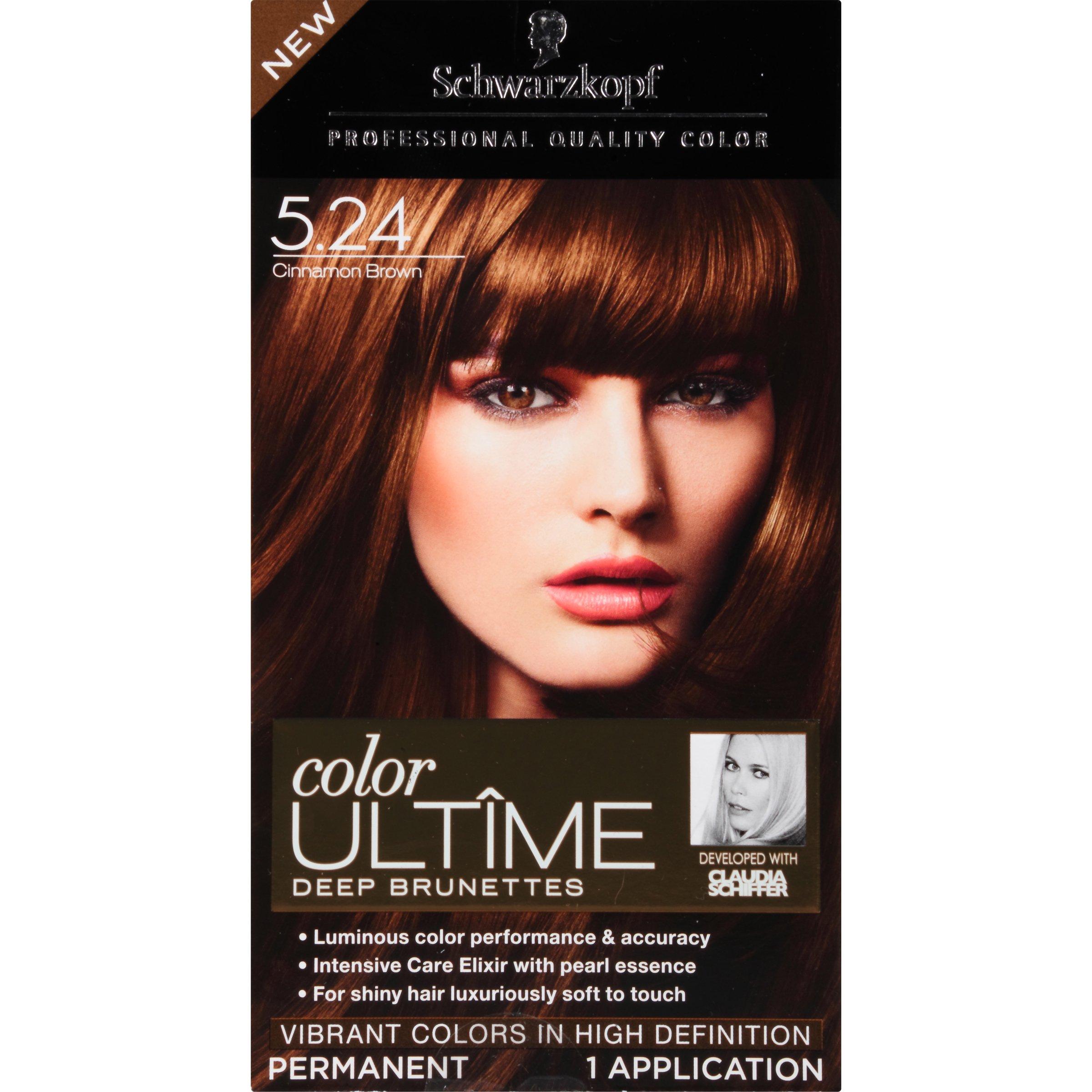 Amazon.com : Schwarzkopf Color Ultime Hair Color Cream, 6