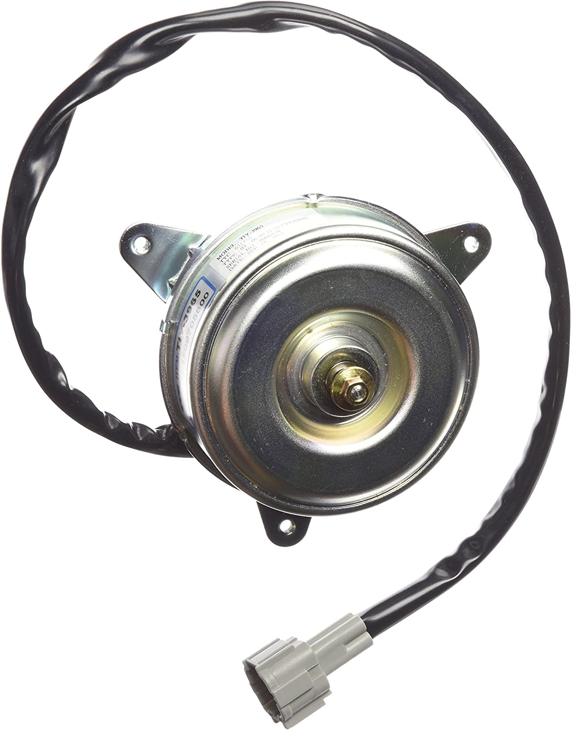 TYC 631210 G-35 Replacement Radiator/Condenser Cooling Fan Motor